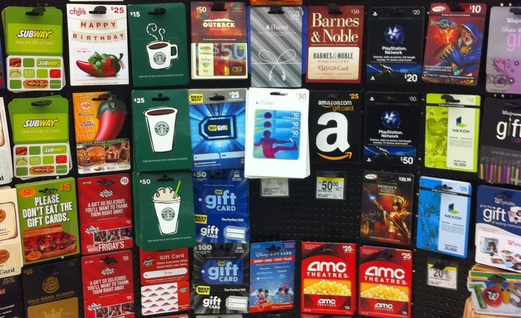 How to Trade in Your Unused Gift Cards for Cash