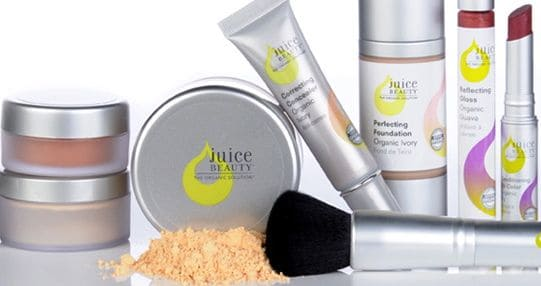 Get 3 Free Samples When You Order from JuiceBeauty.com