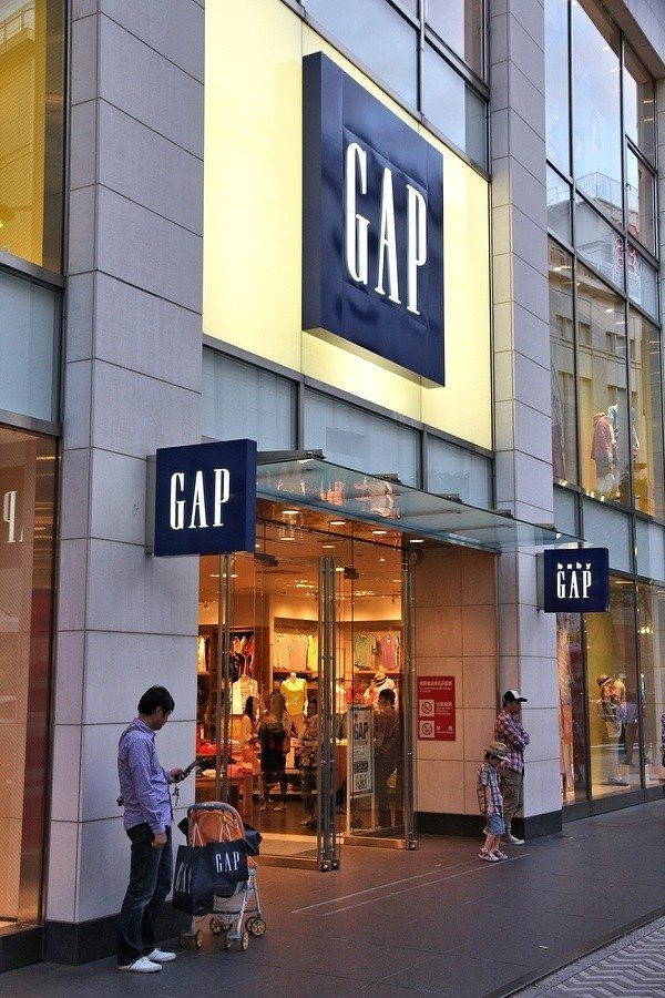 50% Off Your Entire Purchase At GAP!
