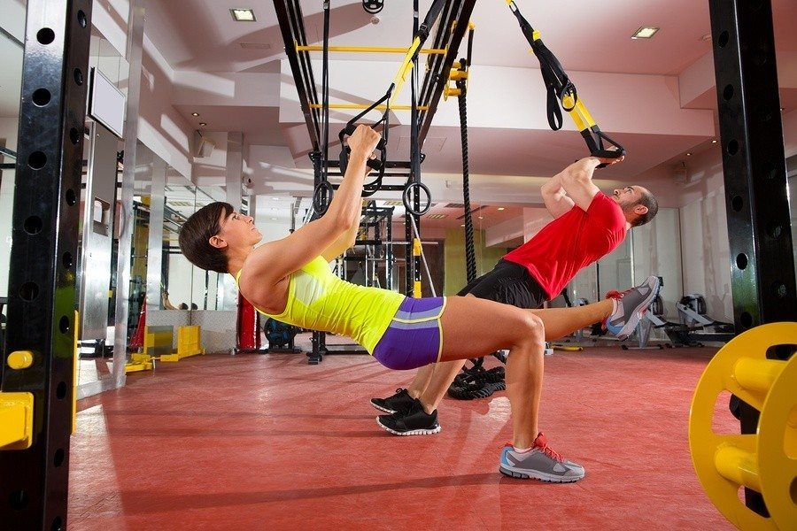 Hang Taut: Suspension Training Kit for $69!